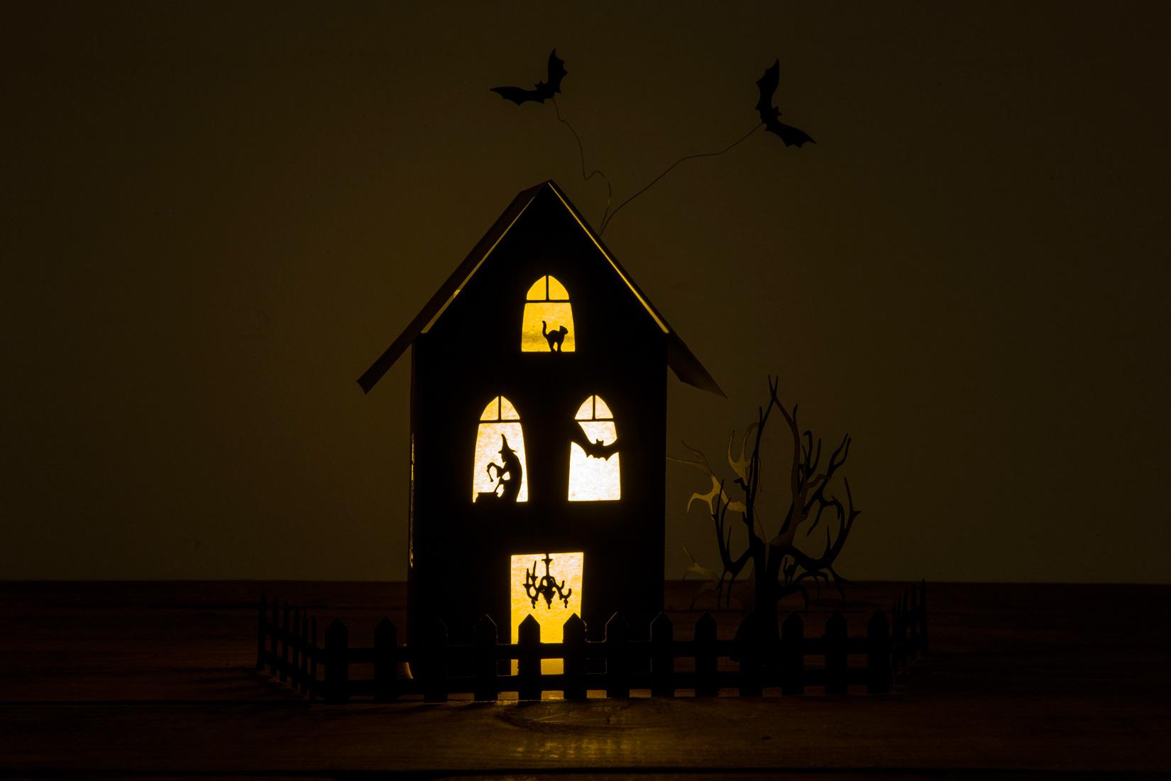Casa Assombrada 5