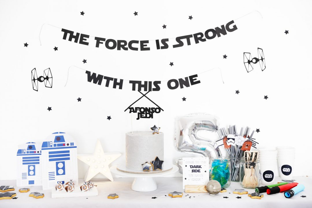 Aniversário Star Wars II