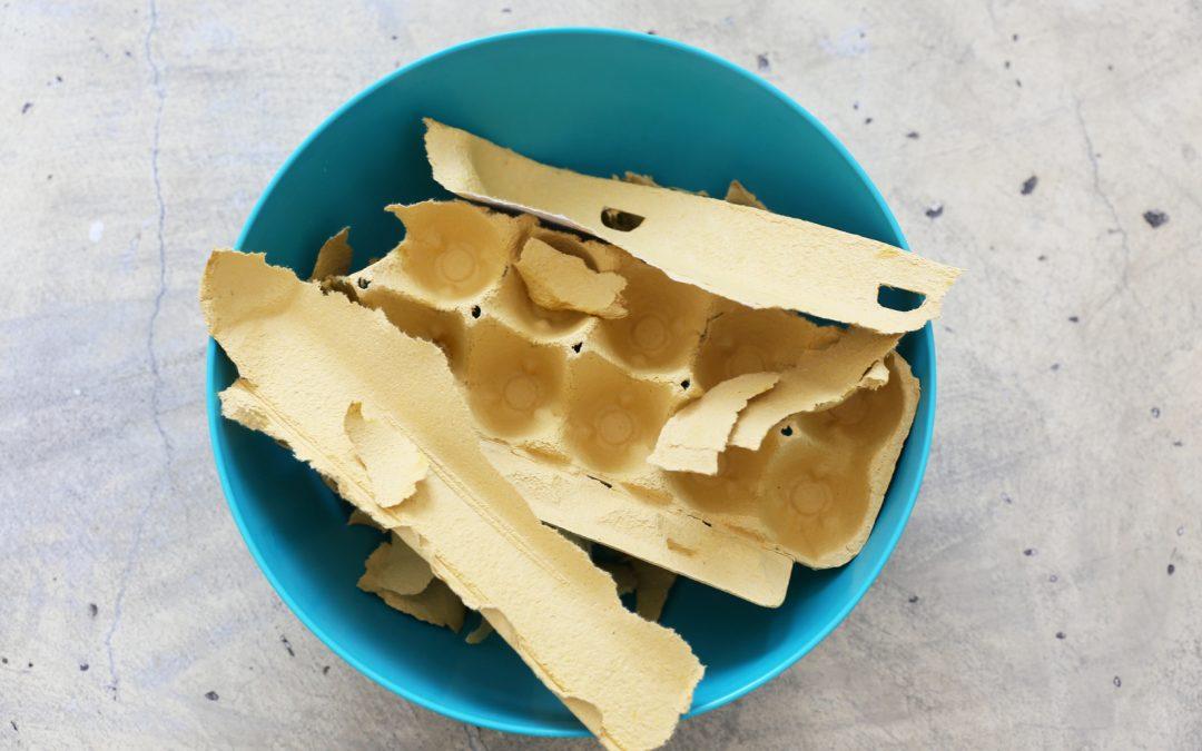 Como fazer pasta de papel!
